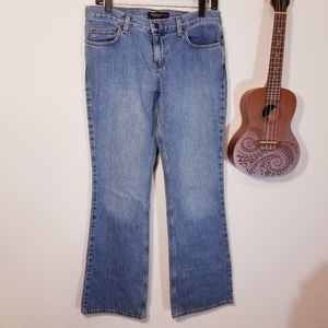 American Eagle size 6 boot cut jeans
